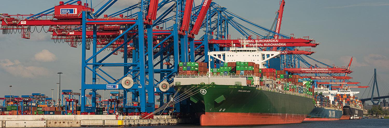 Die Zollagentur Bleicher unterstützt Sie bei der Erledigung der Formalitäten im weltweiten Handel